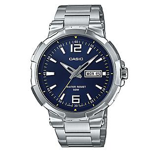 Reloj Acero Hombre MTP-E119D-2A