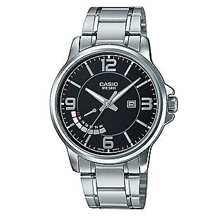 Reloj Acero Hombre MTP-E124D-1A
