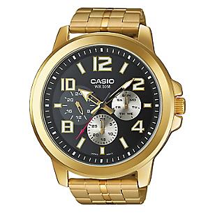 Reloj Acero Hombre MTP-X300G-1A