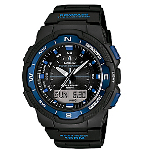 Reloj Resina Hombre SGW-500H-2B