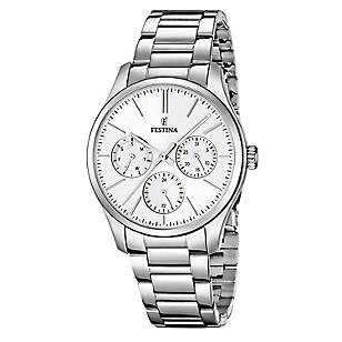 Reloj Acero Mujer F16813/1