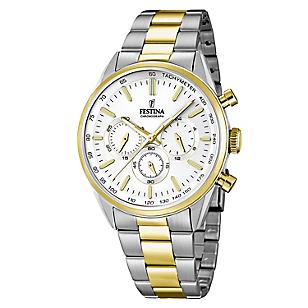 Reloj Acero Hombre F16821/1