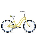 Bicicleta Simple SW F M Amarillo