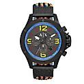 Reloj Hombre Nylon Multicolor