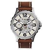 Reloj Hombre Análogo Marrón