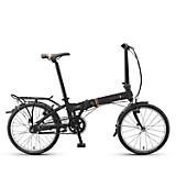 Bicicleta plegable V Marrón