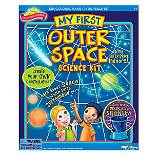 Mi Primer Kit Espacio Exterior
