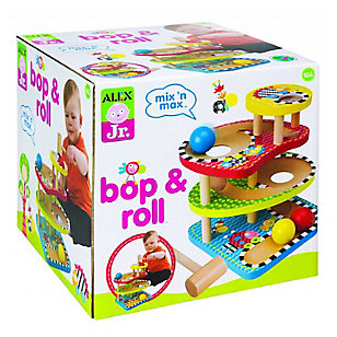 Jr. Bop and Roll