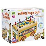 Juguete de desarrollo de Madera Baby Bus