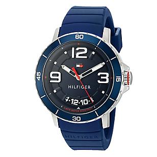 Reloj Hombre de Cuarzo Azul