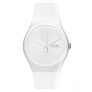 Reloj Mujer de Cuarzo Blanco