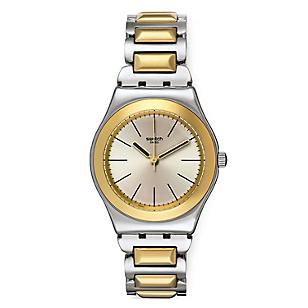 Reloj Mujer de Cuarzo Plateado