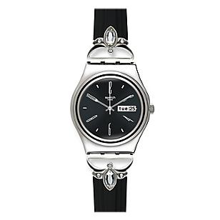 Reloj Mujer de Cuarzo Negro