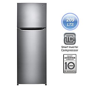 Refrigeradora 209 lt GT25BPP Smart Silver
