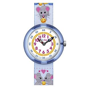 Reloj Niño Analógico de Tela Resistente