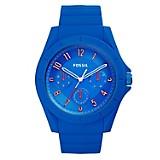 Reloj Hombre Resina Azul