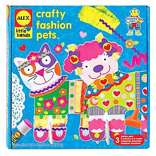 Muñecas de Papel Crafty Fashion Show