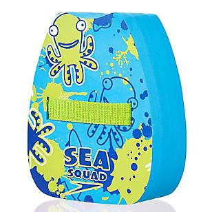 Tabla de Natación Sea Squad Azul / Verde