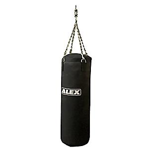 Alexandave Saco de Boxeo Negro