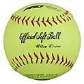 Pelota Para Softball Amarillo