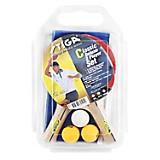 Paletas Para Ping Pong Kit (2 Paleta, Pelota)