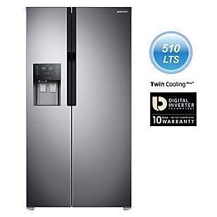 Refrigeradora RS51K5460SL/PE 510 Lt Silver