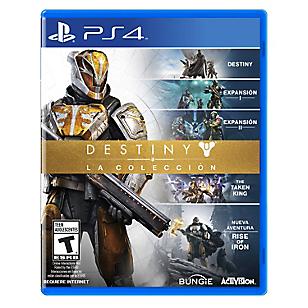 Videojuego para PS4 Destiny Collection