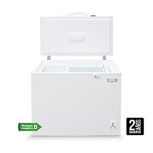 Congeladora LFH-300 Dual 300 lt Blanco