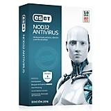 Antivirus NOD 32 para 3 PC