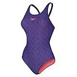 Traje de Baño Mujer Monogram Allover Muscleback