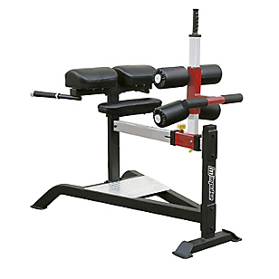 Impulse Silla Glute Ham Bench
