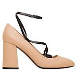 Zapatos Tiras Tacón
