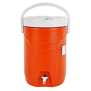 Cooler para Líquidos 3 Galones Naranja