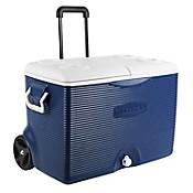 Cooler 60QT Ice Chest con Ruedas