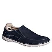 Zapatos Hombre Marino Buc