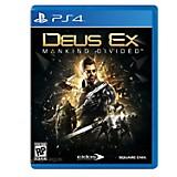 Deus Ex para PS4
