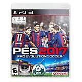 Videojuego para PS3 Pro Evolution Soccer PES17