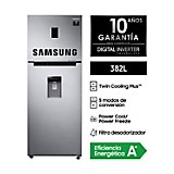 Refrigeradora Samsung 382 lt RT38K5930S8/PE