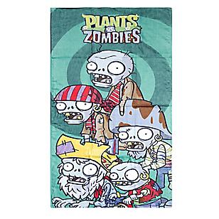 Toalla de Playa Plants vs Zombies