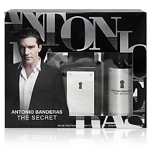 Estuche Antonio Banderas The Secret 100 ml + Deo 150 ml