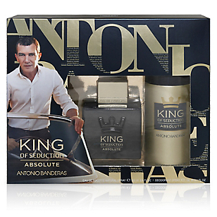 Fragancia Hombre King of Seduction Absolute  100+Deo 150