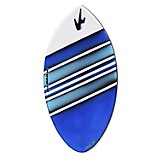 Tabla Skimboard Azul