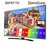 LED 55'' SUHD 4K Smart TV webOS 3.0 55UH7650