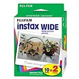 Pack de película Instax Wide X 20