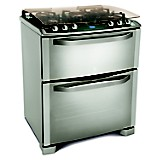 Cocina 5 Quemadores 76GDX Celebrate Silver