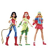 3 pack de DC Super Hero Girls.