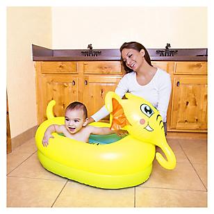 Bañera Inflable para Bebé Animalitos