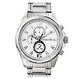 Reloj Hombre Analógico Acero