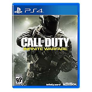 Videojuego PS4 Call of Duty: Infinite Warfare