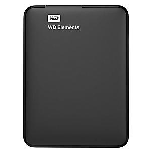 Disco Duro Elements Portable 750 GB